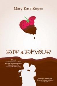 Dip & Devour Front Cover
