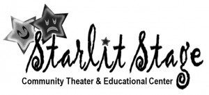 Logo for the Starlit Stage where Matt Killian is the artistic director.
