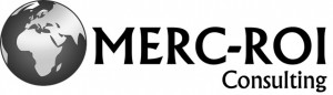 Merc-Roi Consulting Logo (This is who Erik works for.)