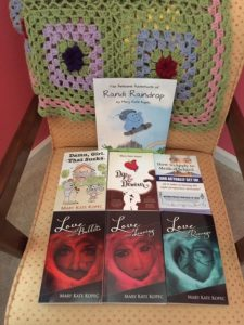 Mary Kate Kopec's Novels and Books In Print
