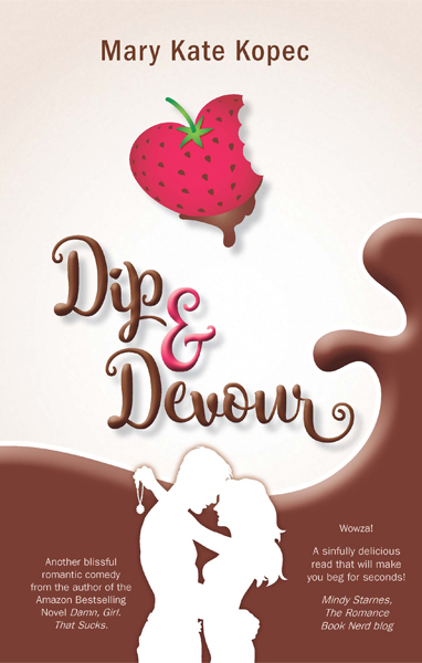 Dip & Devour Anniversary Edition Front Cover