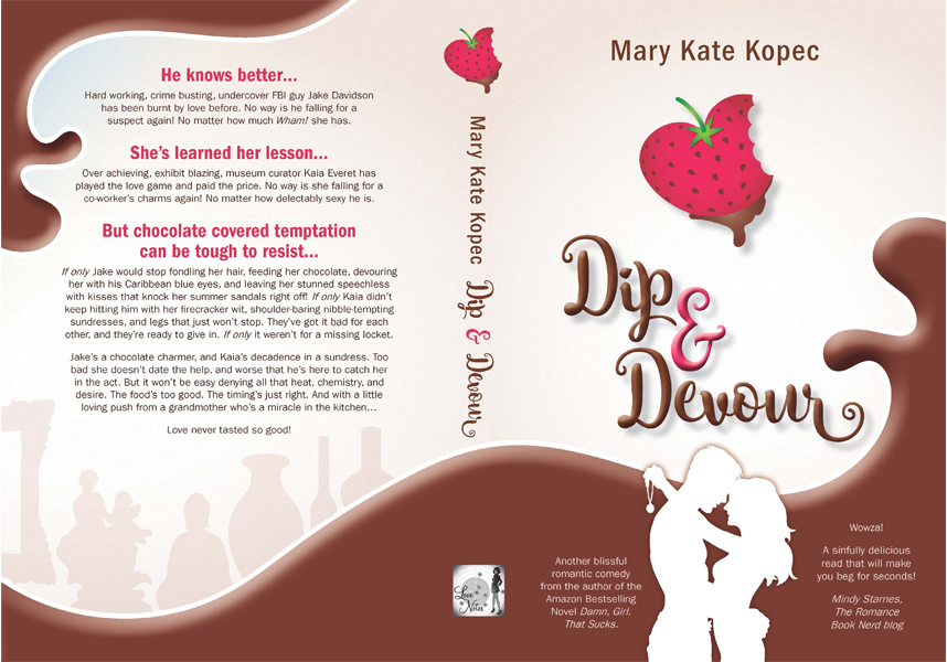 Dip & Devour Anniversary Edition Full Cover Image