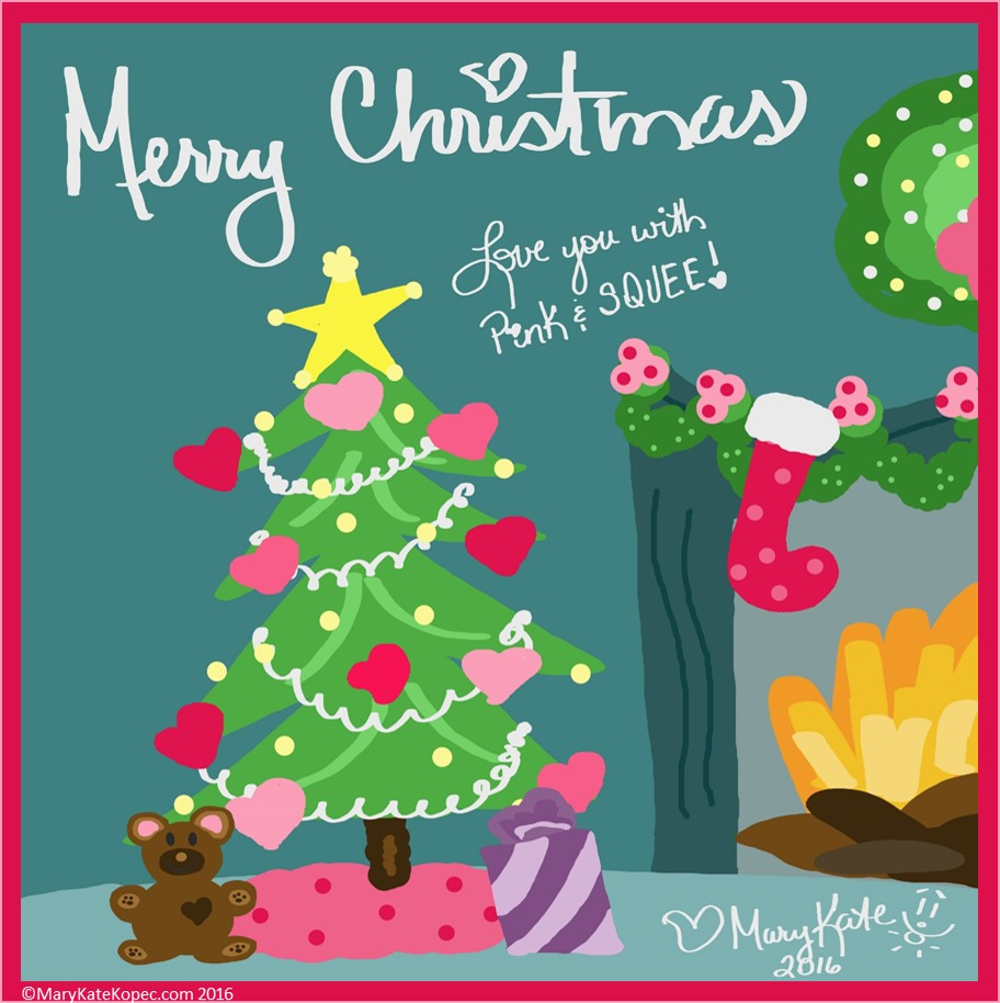 Mary Kate's 2016 Christmas Greeting