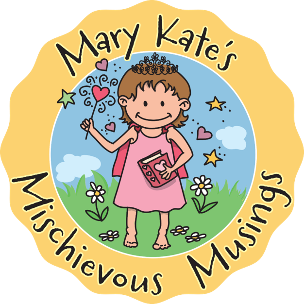 Mary Kate's Mischievous Musings Logo