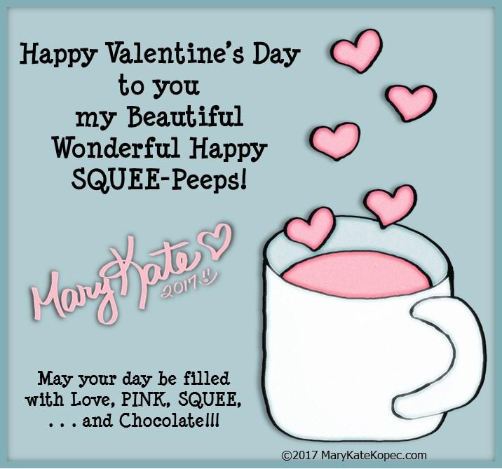 Valentine's 2017 Mary Kate Kopec