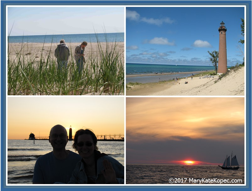 Mary Kate's Favorite Michigan Beaches