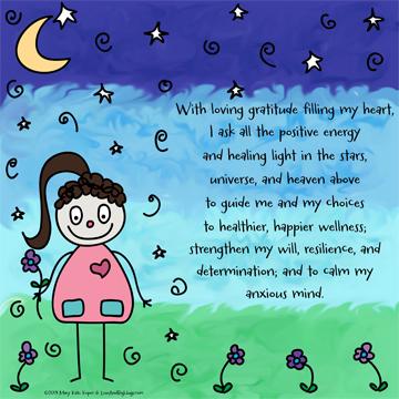 gratitude invocation Mary Kate Kopec Love and Big Hugs