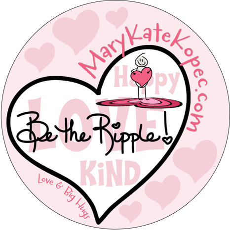 About Mary Kate Kopec Love and Big Hugs