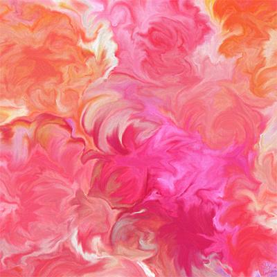 Be Positive cropped Digital Print Art. Mary Kate Kopec