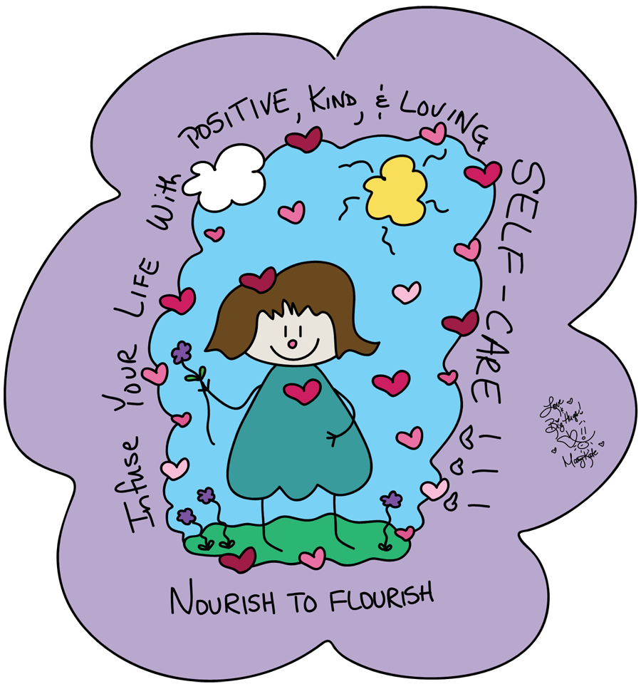 Nourish to Flourish. Mary Kate Kopec. Love and Big Hugs!