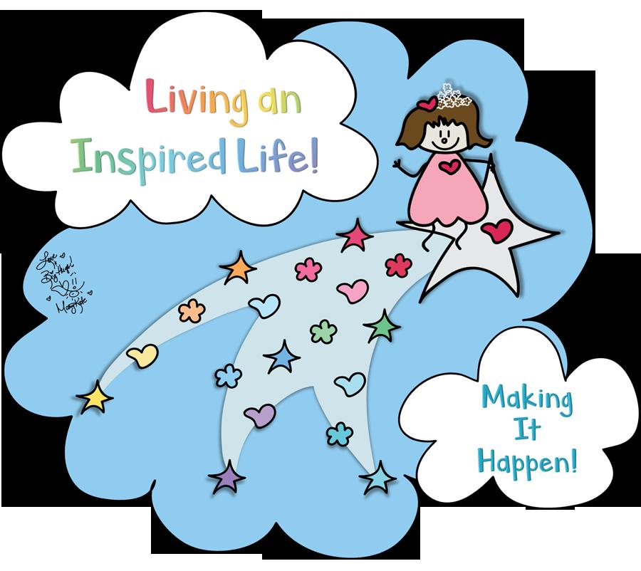 Living a Happy Life. Mary Kate Kopec. Love and Big Hugs.